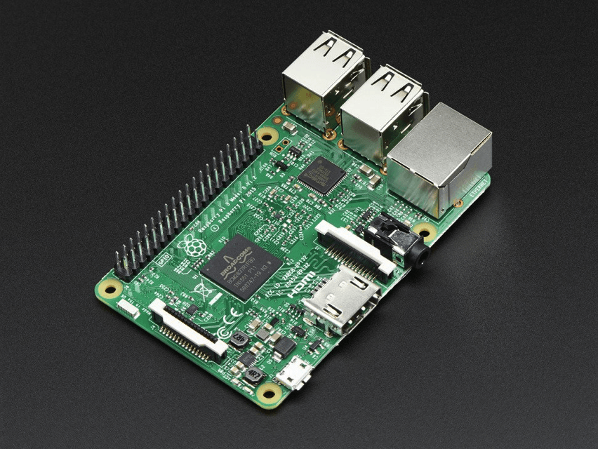 Raspberry Pi Firmware Update